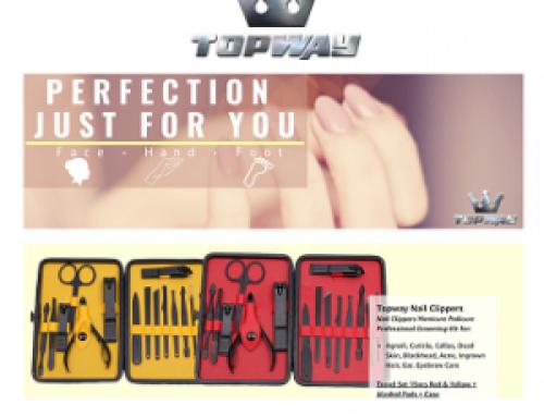 Amazon – TOPWAY Beauty Project